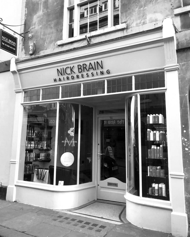 NICK BRAIN HAIRDRESSING